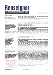 revue de presse contractor du 6 juin