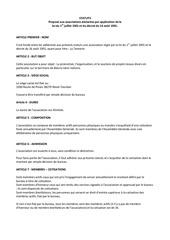 Fichier PDF statuts de la tannerie