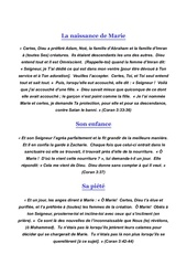 Fichier PDF 2 la naissance de jesus dans le coran