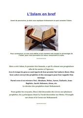 3 l islam