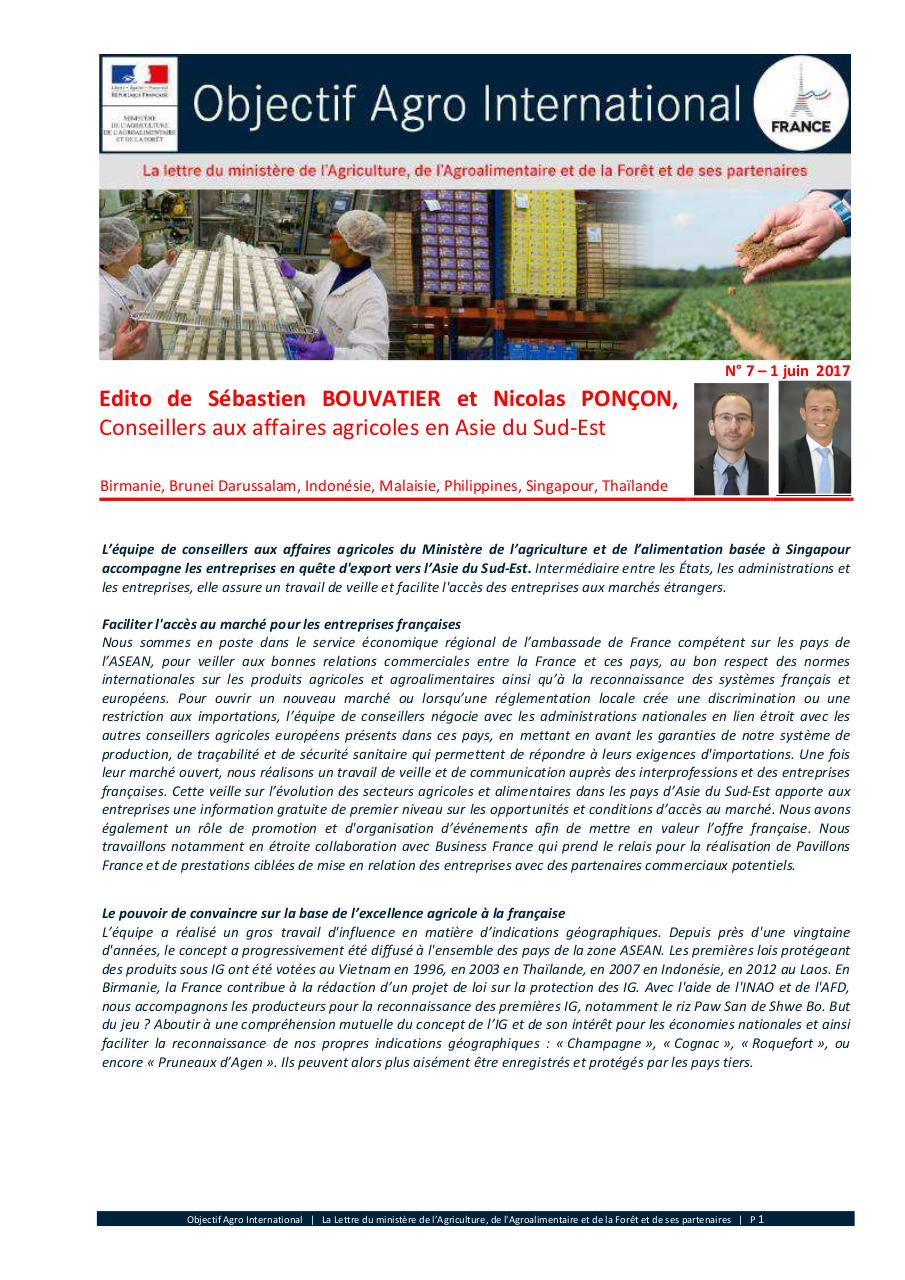 Objectif Agro International N 7  2017 Juin.pdf - page 1/15