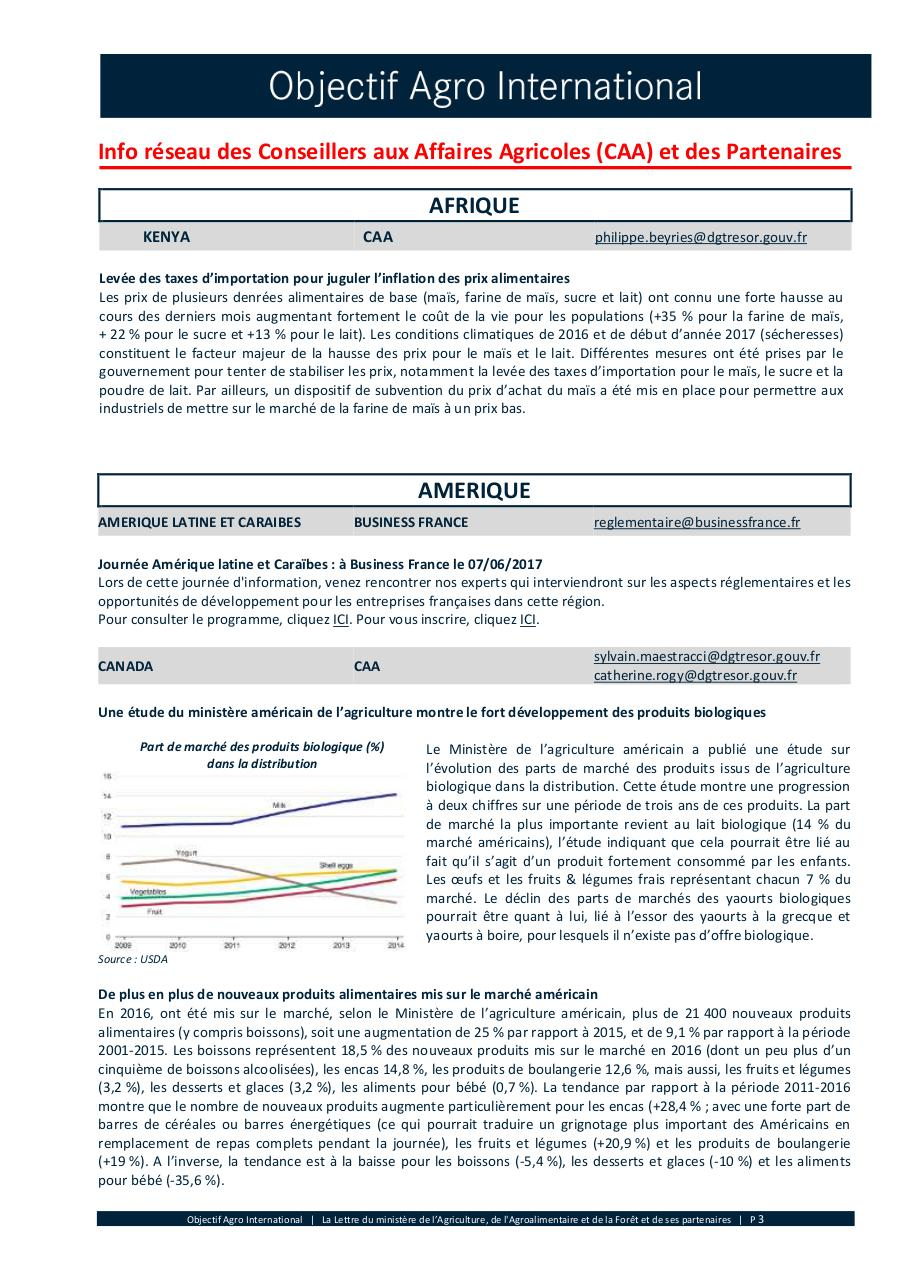 Objectif Agro International N 7  2017 Juin.pdf - page 3/15