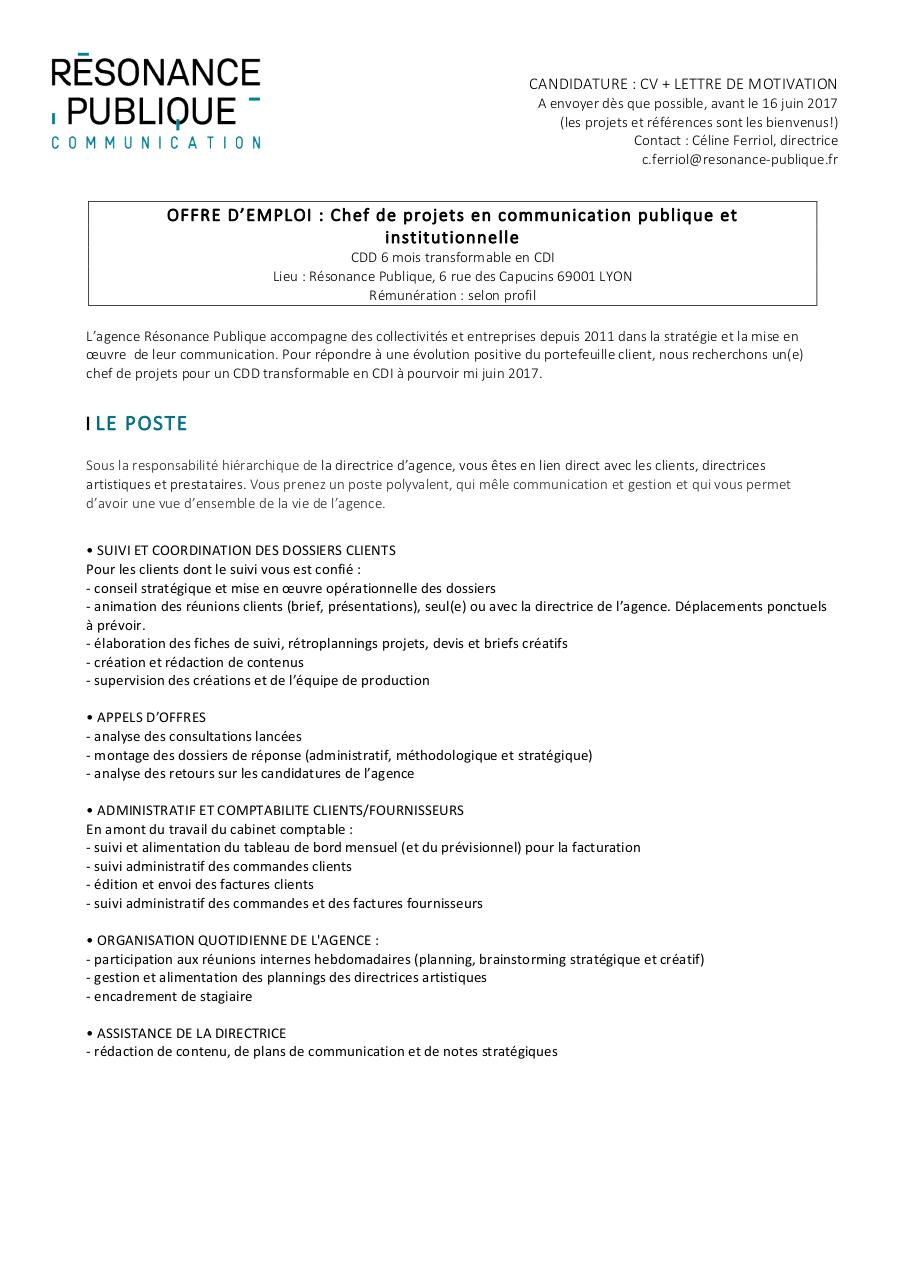 julian humbert cv gmt employ par polaril - julian humbert cv pdf