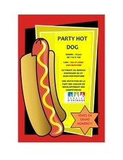 party hot dog 1