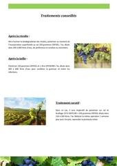 traitement viticulture