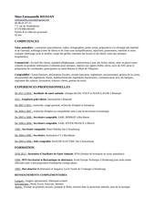 Fichier PDF cvemma
