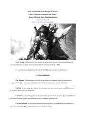 le jeu de role m se 2nd supplement par jonas herman m