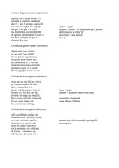 transcription sido