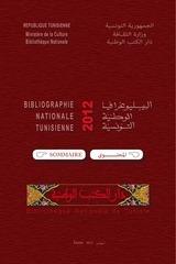bibliographie nationale 2012