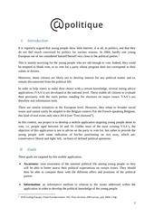 Fichier PDF dossier presentation