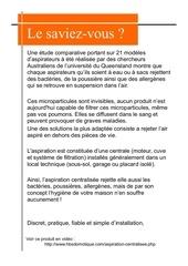 Fichier PDF etude aspiration centralisee