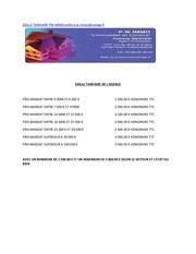 Fichier PDF grille tarifaire honoraire agence
