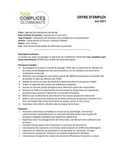 2017 06 offre d emploi agent de mobilisation du terriroire