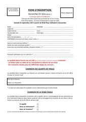 Fichier PDF fiche d inscription 1