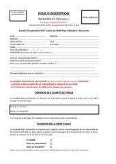 Fichier PDF fiche d inscription