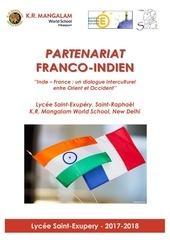 livret partenariat lyce e indien 1