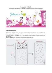 Fichier PDF le jardin a l ecole