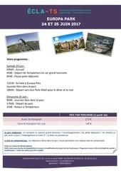 Fichier PDF programme europa park ouverture