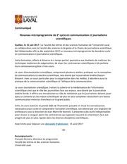 communiquemicroprogrammecomjourscience