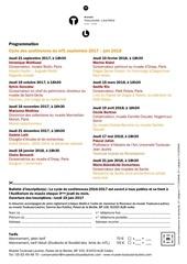 flyer 3 cycles de conf sept 2017 juin 2018 bulletin
