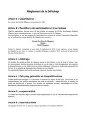 Fichier PDF reglement de la defichap