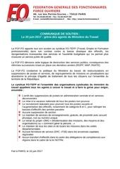 2017 06 16 communique de soutien fgf fo au syndicat fo tefp