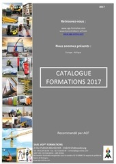 catalogue vgp formation 2017 pdf