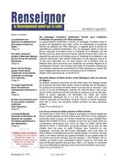 revue presse france contractor du 16 juin