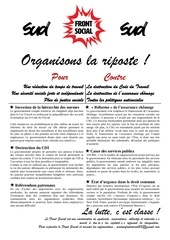 tract detaille front social