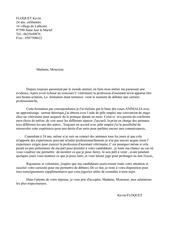 lettre boulot assistant veto 07 mars 2017