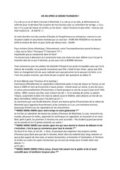 Fichier PDF un an apres le grand plongeon
