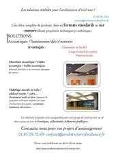 Fichier PDF 2 solutions acoustiques