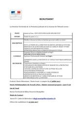 Fichier PDF offre recrutement educ