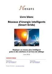 Fichier PDF fr white paper smart grids 2010
