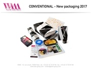 wam conventionnal new packaging 2017