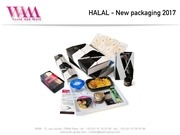 wam halal new packaging 2017