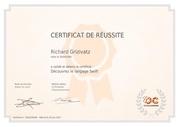 certificat richard grizivatz decouvrez le langage swift