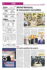 la provence 19 juin page tv article fog