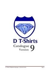 catalogue t shirts vierges d tshirts 1