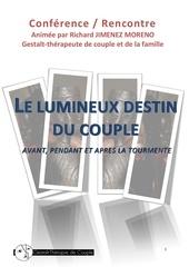 Fichier PDF le lumineux destin du couple confe rence rencontre