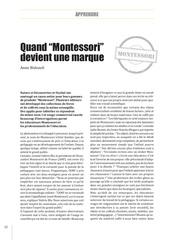 Fichier PDF montessori