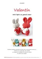 valentin mini lapin au grand coeur anisbee 2