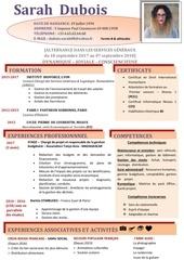 cv service gEnEraux