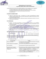 fiche 1 methodologie pour la dissertation