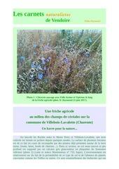 friche agricole villebois lavalette carnets d raymond 2017
