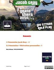 jacob gray candidature baguette life rp