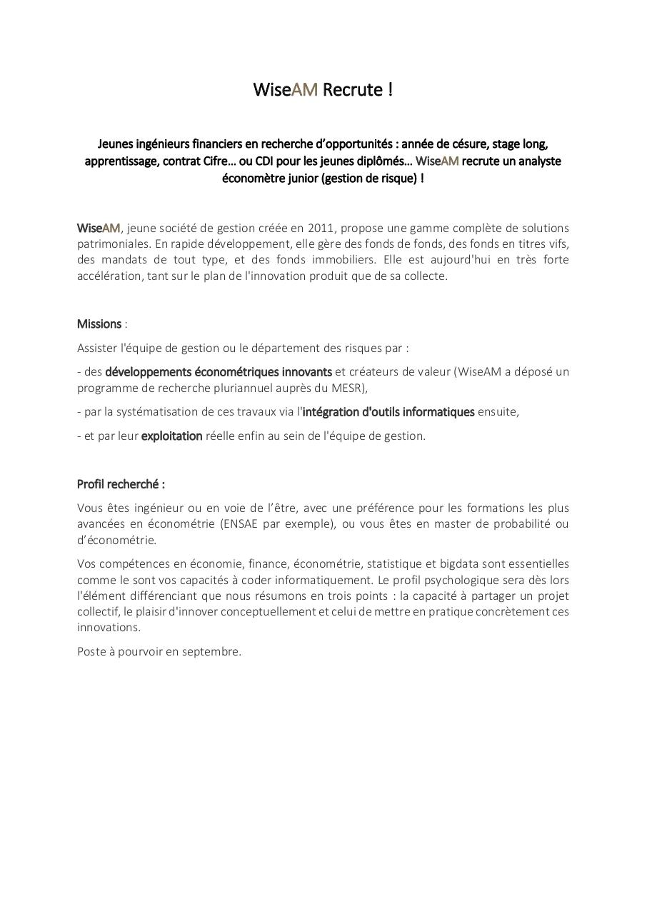 Aperçu du document Analyste econo junior.pdf - page 1/1