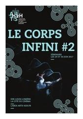corpsinfini programme print