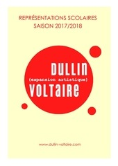 programmation scolaire dullin voltaire 2017 2018
