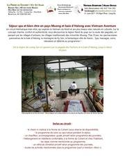 sejour spa et bien etre dans le nord du vietnam 14 jours